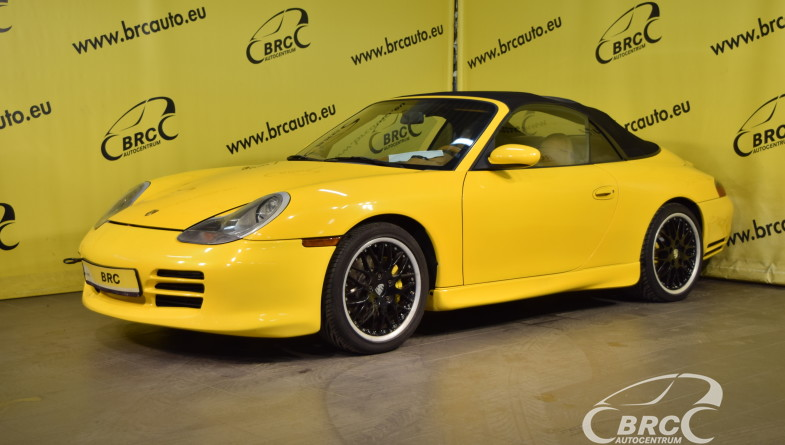 Porsche 996 Carrera Engine Defect