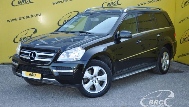 Mercedes-Benz GL 450 CDI 4Matic Automatas
