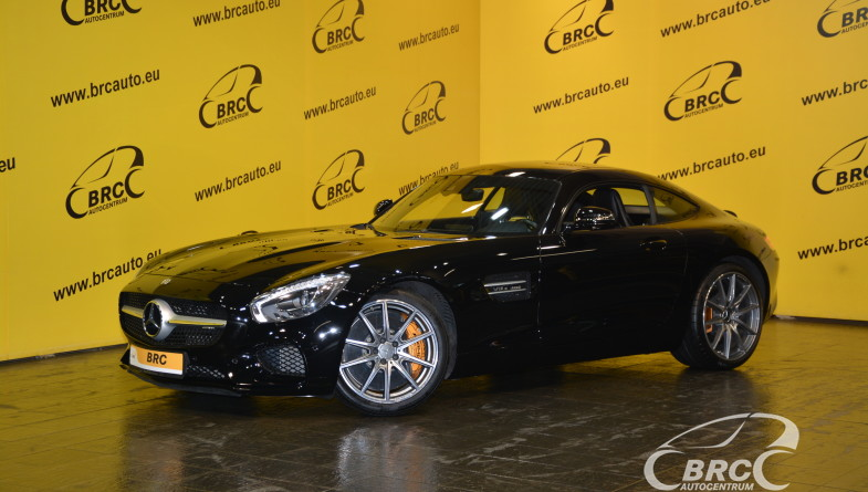 Mercedes-Benz AMG GT S Coupe V8 Biturbo