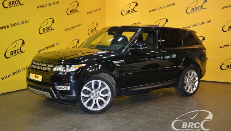 Land-Rover Range Rover Sport i Automatas