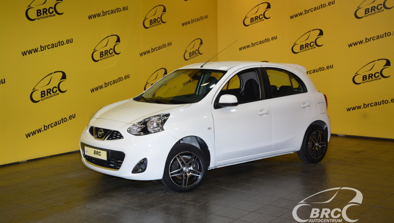 Nissan Micra i Pure Drive