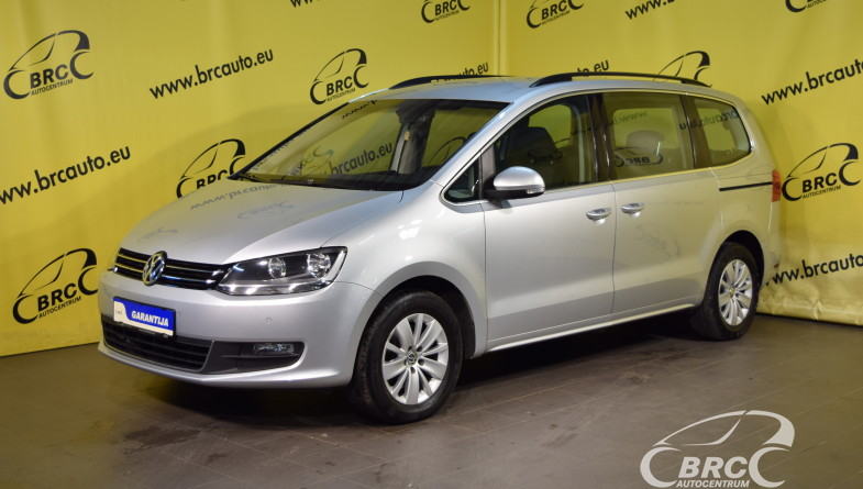 Volkswagen Sharan TDi Bluemotion 7 seats