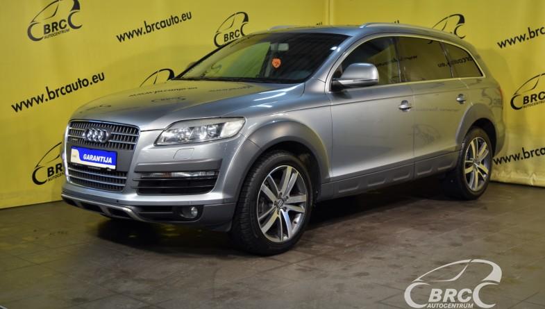 Audi Q7 Quattro FSI