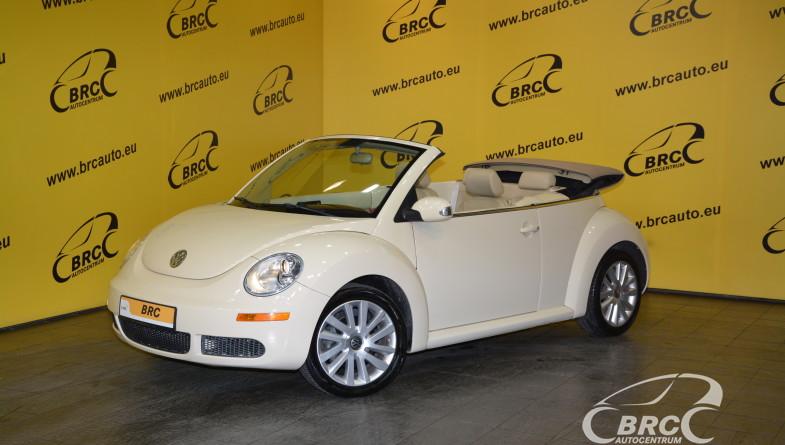 Volkswagen New Beetle Cabrio Automatas