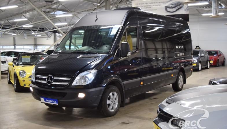 Mercedes-Benz Sprinter Maxi 8+1