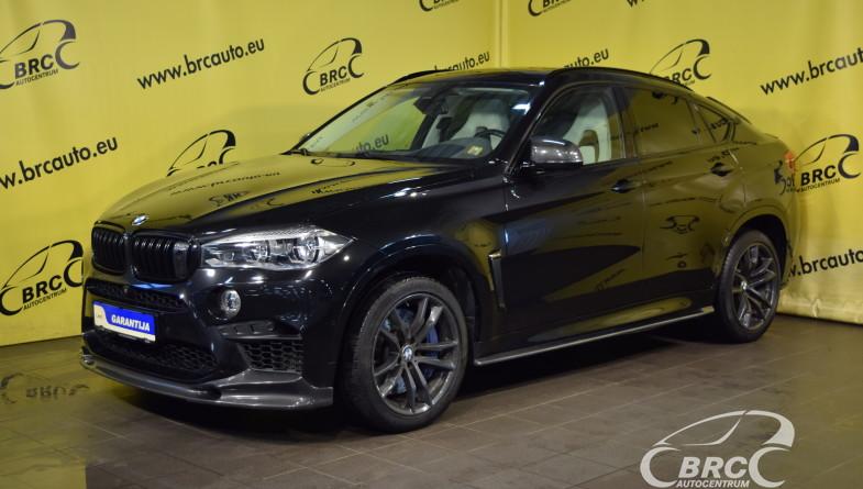 BMW X6M Individual