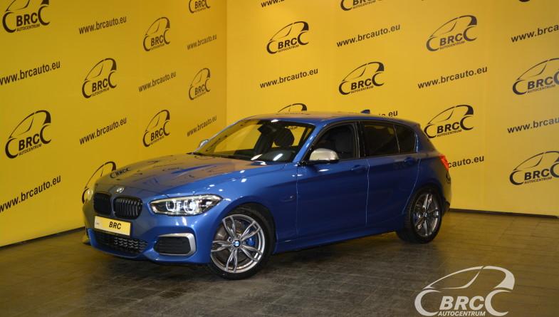 BMW M135 i xDrive Automatas