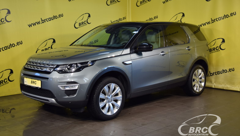 Land-Rover Discovery Sport HSE Luxury