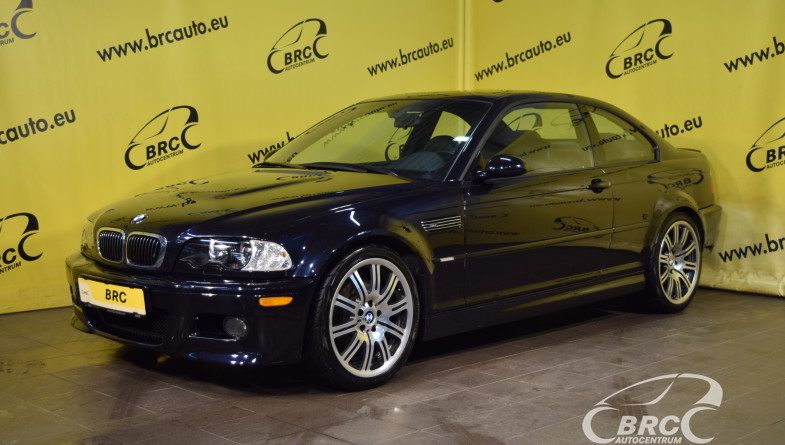 BMW M3 Coupe MT