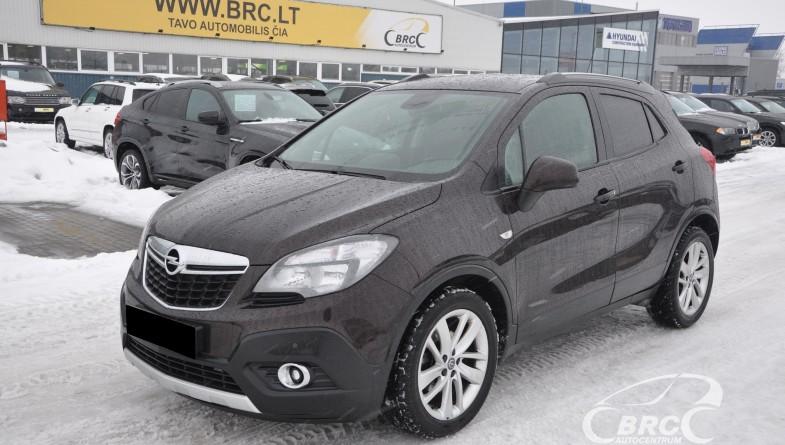 Opel Mokka 1.4 Turbo Gamyklinė garantija!