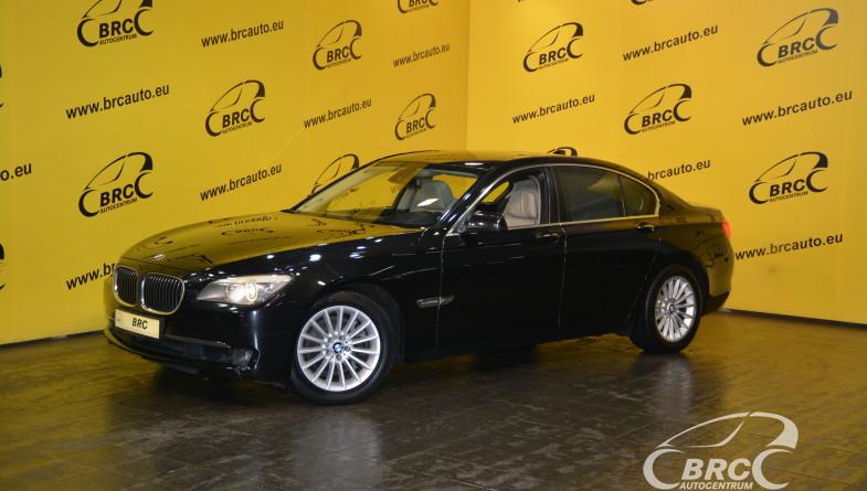 BMW 740 d xDrive Automatas