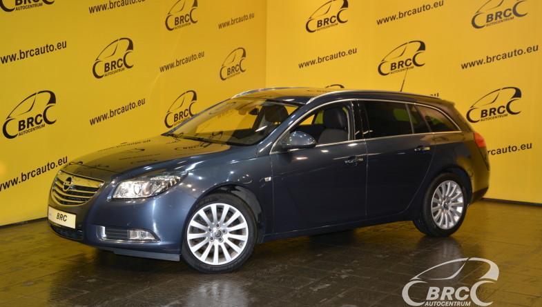 Opel Insignia 2.0 CDTI Sport Tourer Automatas
