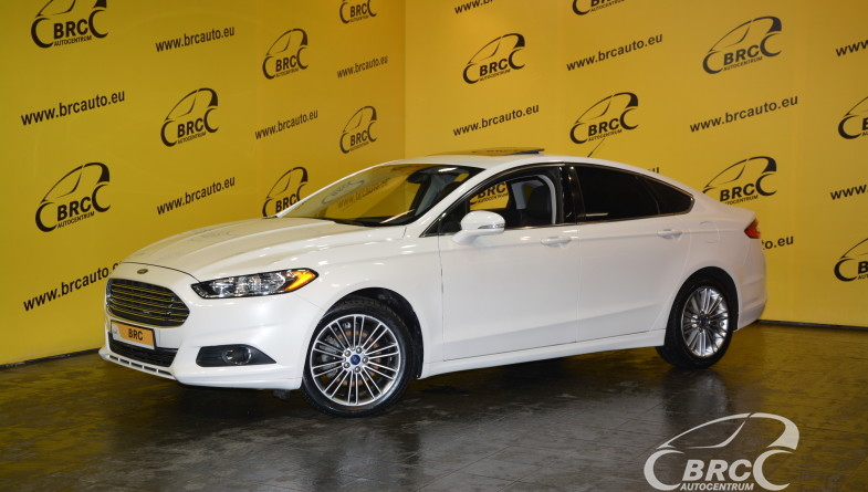 Ford Fusion 1.5 EcoBoost Automatas