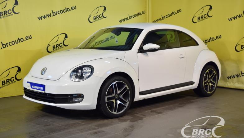 Volkswagen Beetle M/T