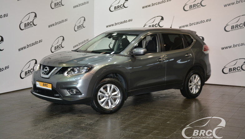 Nissan X-Trail dCi Automatas FWD