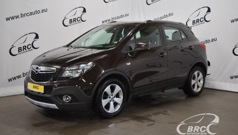 Opel Mokka Turbo