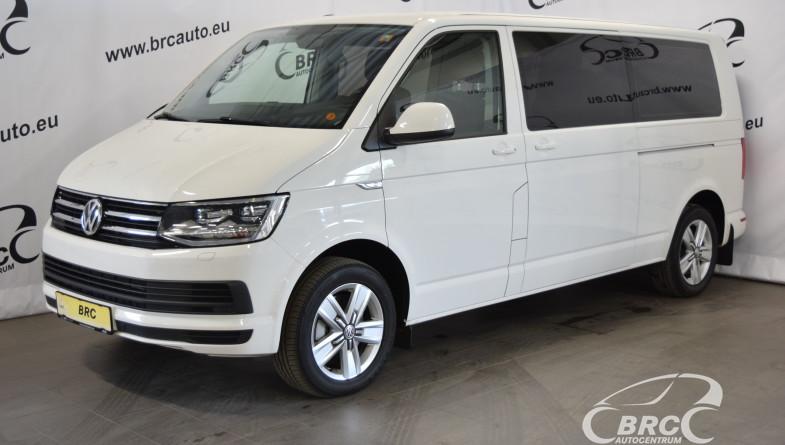 Volkswagen Multivan TDi DSG 7 seats
