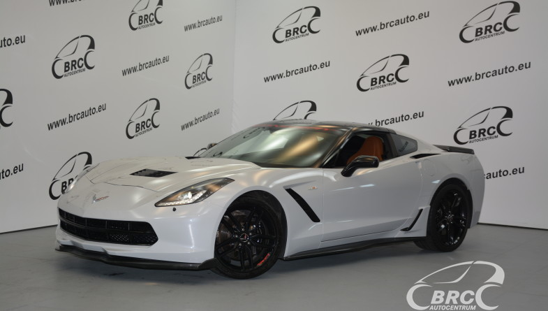 Chevrolet Corvette Stingray C7 2LT Z51
