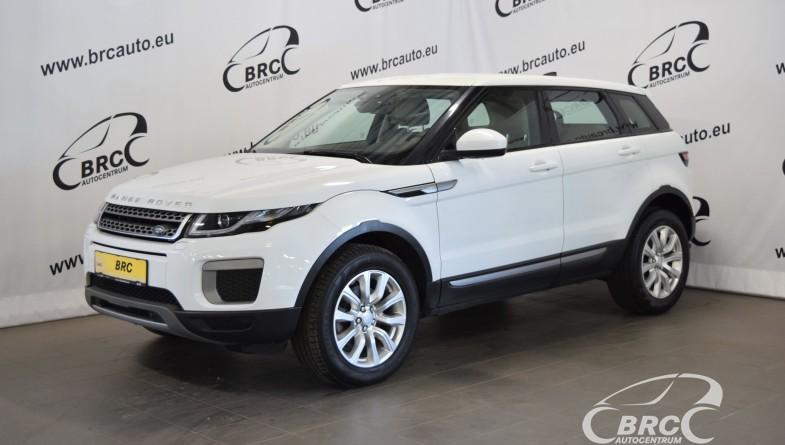 Land-Rover Range Rover Evoque A/T