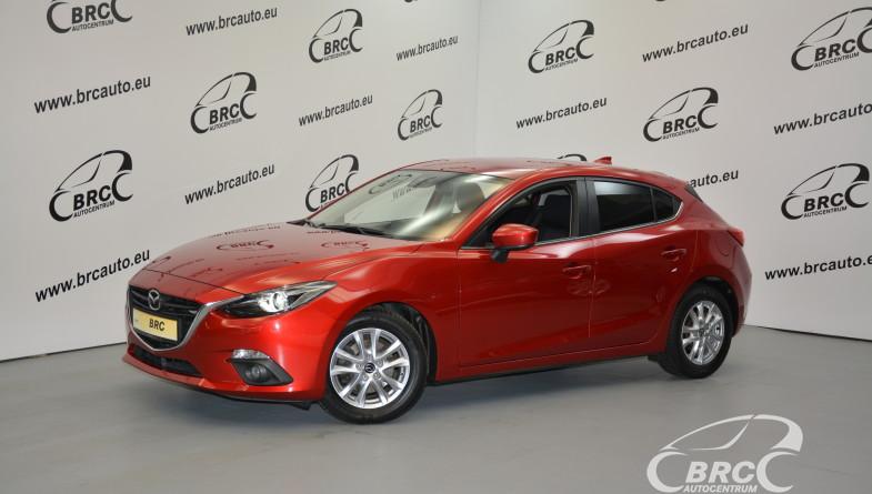 Mazda 3 SkyActive Automatas