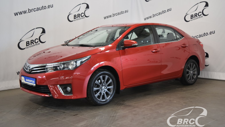Toyota Corolla Valvematic Active M/T