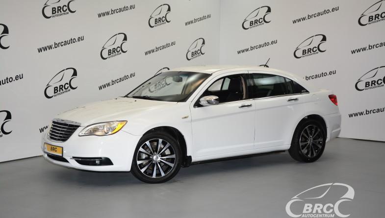 Chrysler 200 S 3.6 Automatas
