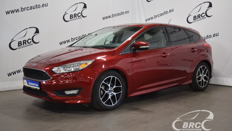 Ford Focus SE A/T