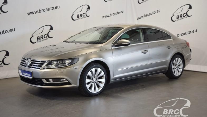Volkswagen CC DSG Bluemotion