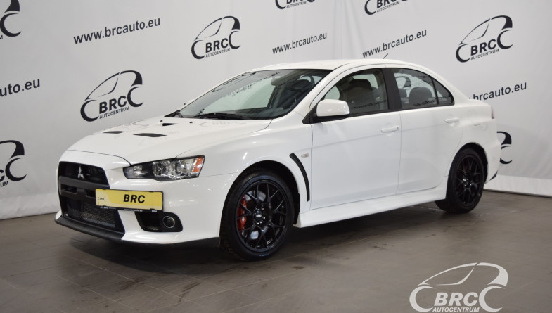 Mitsubishi Lancer Evolution X MR A/T