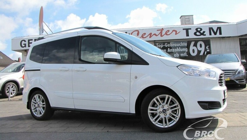 Ford Tourneo Courier 1.5 TDCi