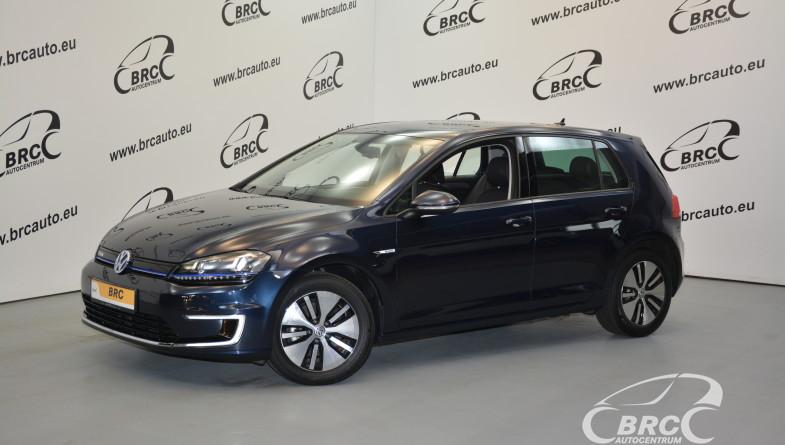 Volkswagen Golf -E  SEL Premium
