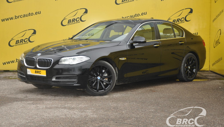 BMW 535 i Automatas