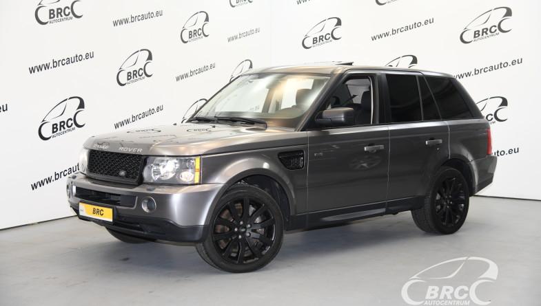 Land-Rover Range Rover Sport 3.6 TDV8 Automatas