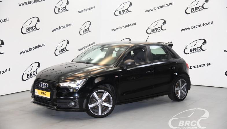 Audi A1 1.2 TFSI S-line