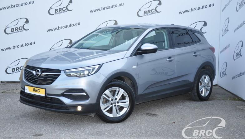 Opel Grandland X 1.6 Automatas