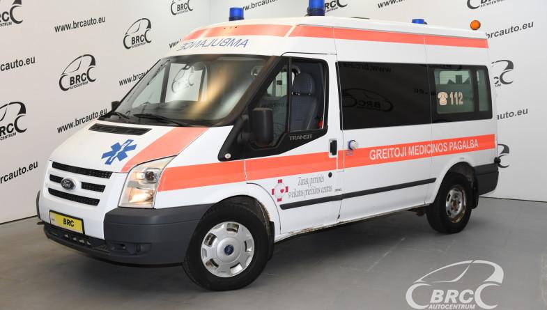 Ford Transit Tourneo Ambulance