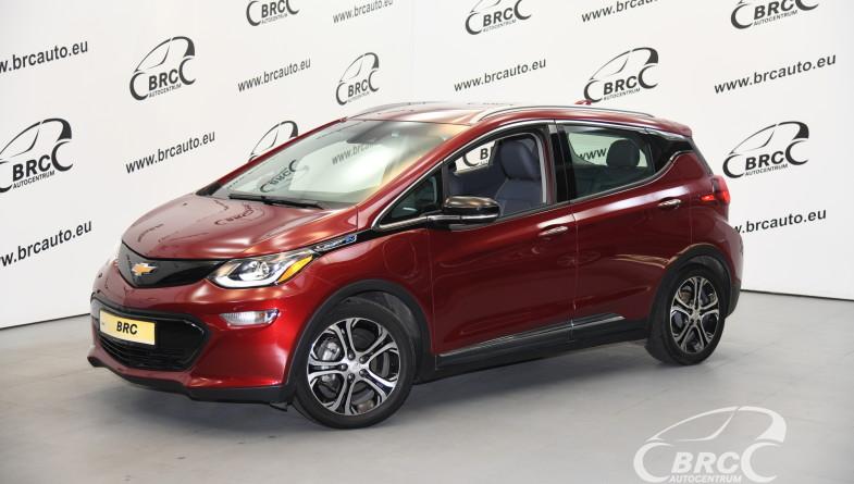 Chevrolet Bolt EV Automatas