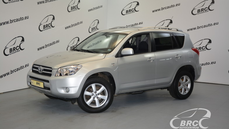 Toyota RAV 4 2.2 D-4D 4WD Executive