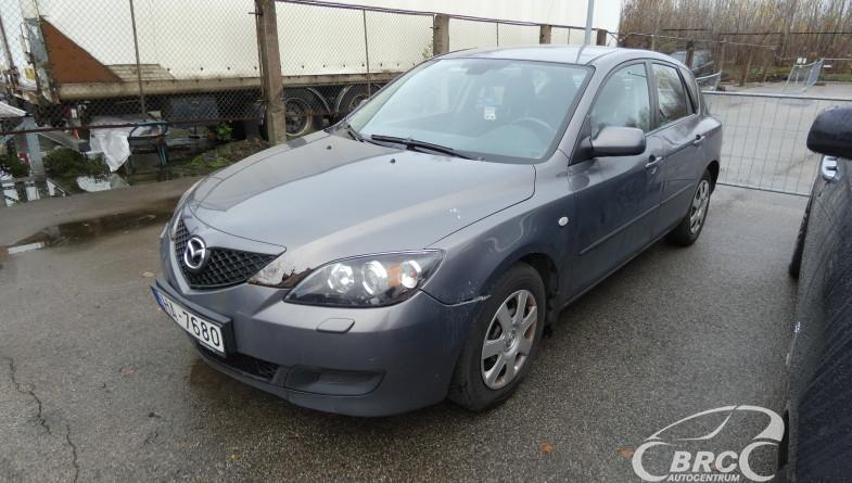 Mazda 3 Ar defektiem