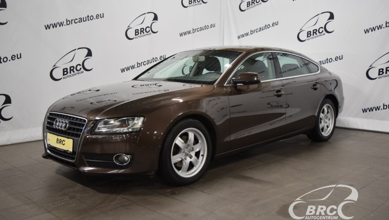 Audi A5 Sportback TFSi A/T