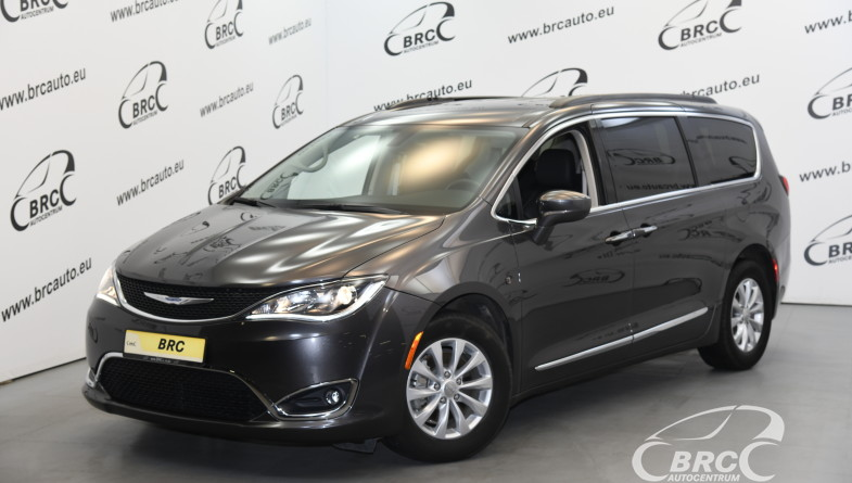 Chrysler Pacifica 3.6 Automatas