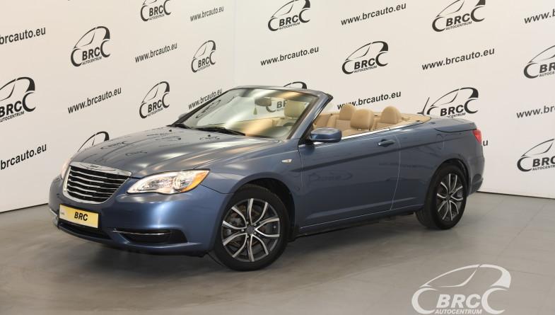 Chrysler 200 3.6 V6 Cabrio Automatas