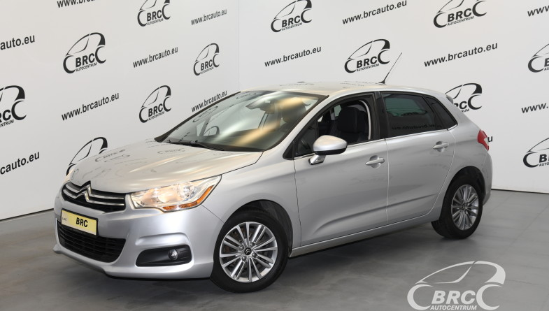 Citroen C4 1.6 HDi Seduction