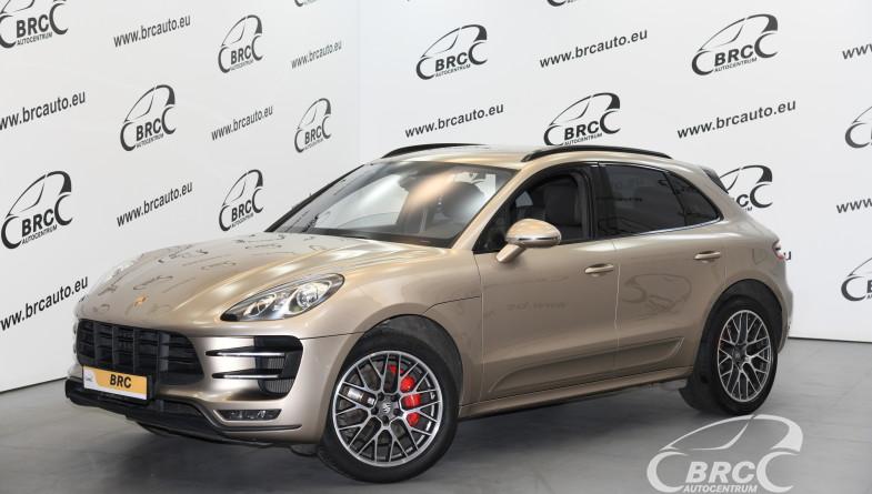 Porsche Macan Turbo Automatas