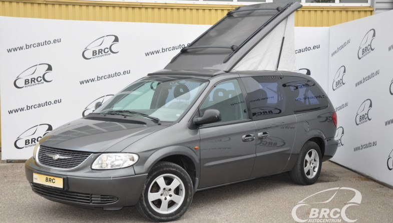 Chrysler Grand Voyager 2.4 SE CAMPER