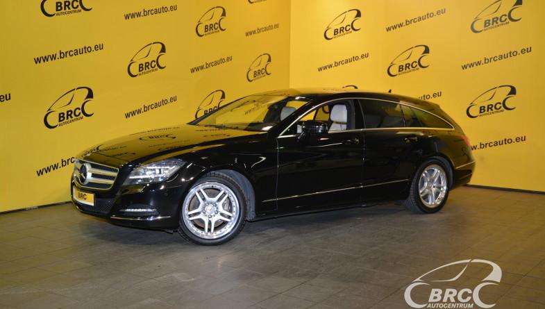 Mercedes-Benz CLS 350 CDI 4Matic Shooting Brake