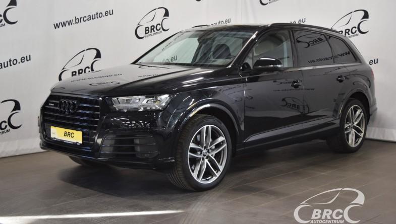 Audi Q7 3.0T Quattro
