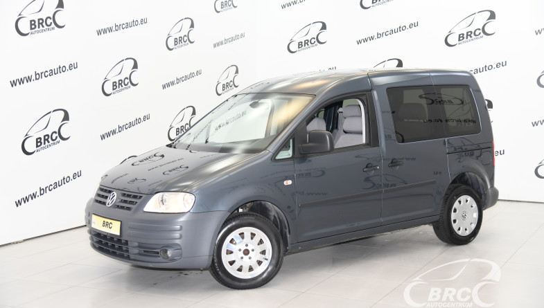 Volkswagen Caddy 1.9 TDi Life 7-seats