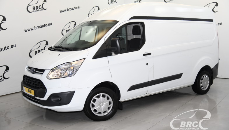 Ford Transit Custom 2.0 TDCi