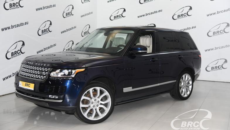 Land-Rover Range Rover Automatas